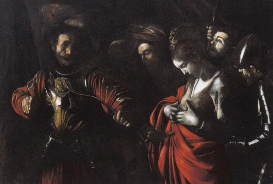 聖ウルスラの殉教:カラヴァッジオの世界